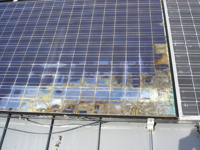 Solar Panel - too hot - Avoiding and correcting product selection errors takes experience. Avoiding this issues is preferable!